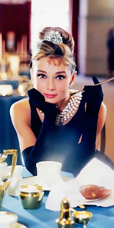 Audrey Hepburn halloween-inspiration
