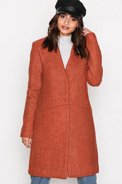 Vila röd kappa