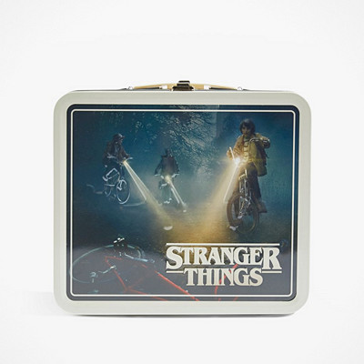 Topshop x Stranger Things Lunch Box