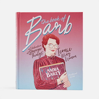 Topshop x Stranger Things The Book Of Barb