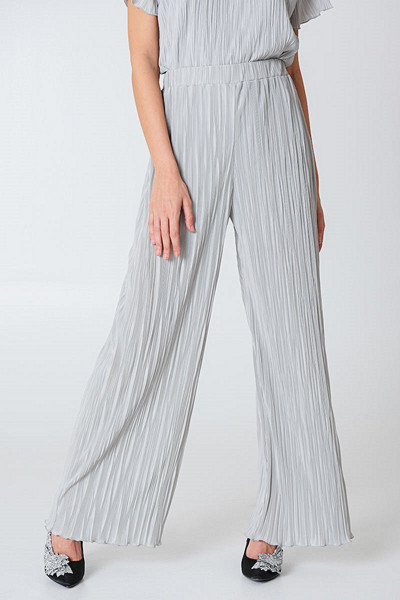 Hannalicious x NA-KD Pleated Pants