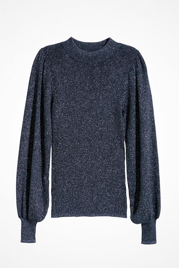 H&M glittrig tröja