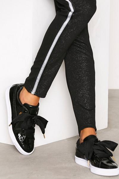 Puma svarta sneakers