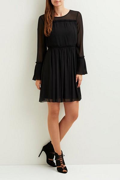 Vila svart klänning