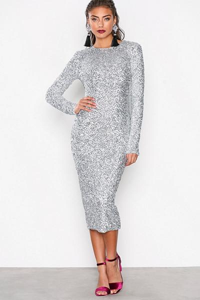 NLY Trend paljettklänning