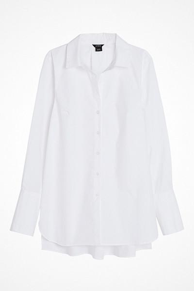 Lindex vit bomullsskjorta