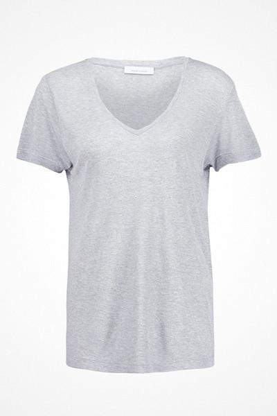 Samsøe & Samsøe V-ringad T-shirt