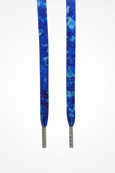 Cazzini blå skosnören Cielo