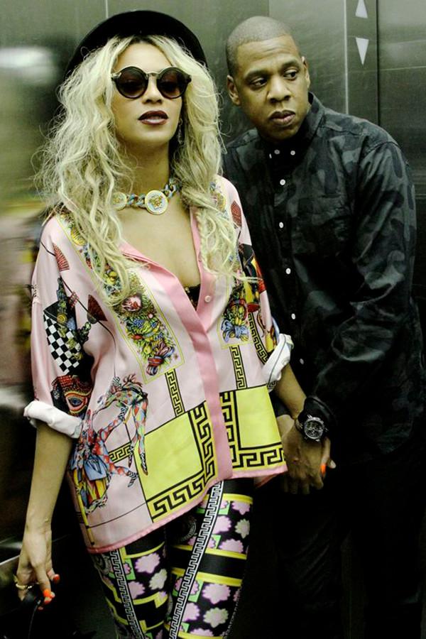 Béyonce i Versace
