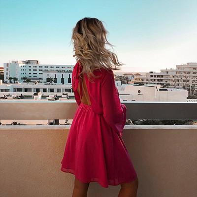 Andrea Hedenstedt x NA‑KD klänning