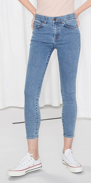 & Other Stories super slim jeans