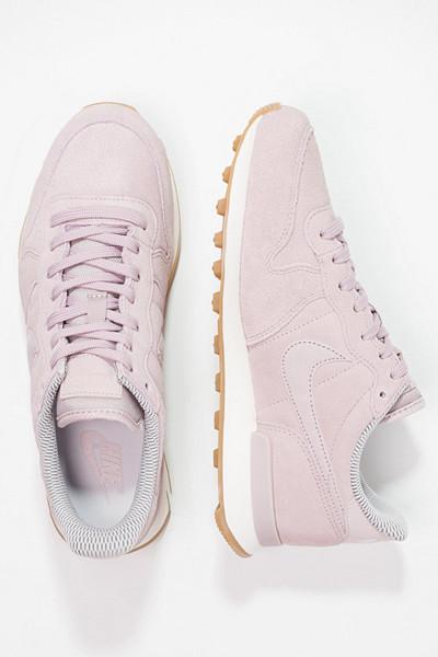 Nike Sportswear ljusrosa sneakers