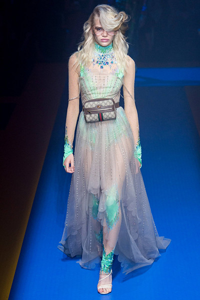 Gucci Spring/Summer 2018 Ready-To-Wear Collection