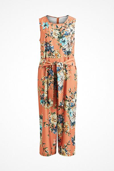 Vila blommig jumpsuit
