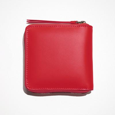 & Other Stories röd plånbok