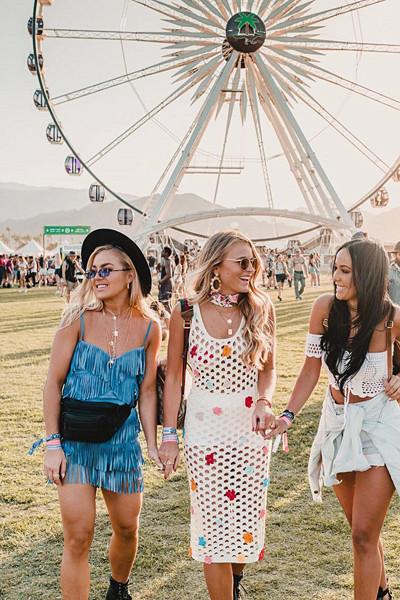Angelica Blick på Coachella 2018