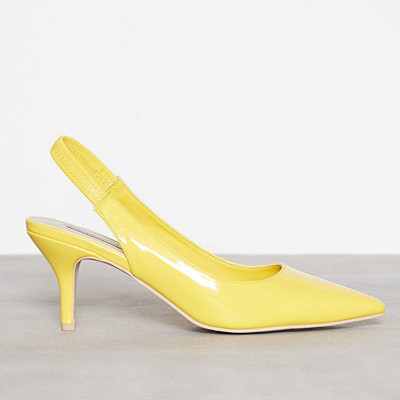 NLY Shoes gula pumps