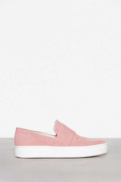 Vagabond rosa sneakers slip-ons