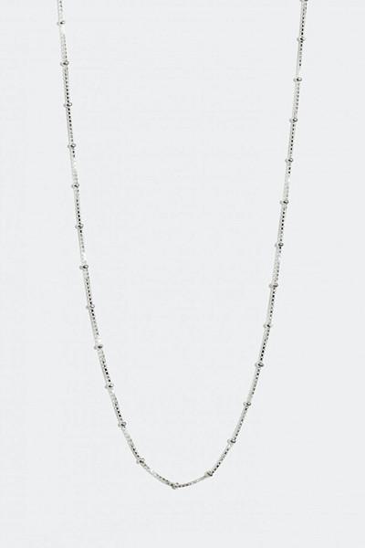 Therése Lindgren x Glitter dekorativ silverkedja