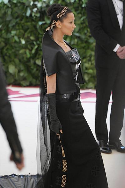 Bella Hadid på The Met Gala 2018
