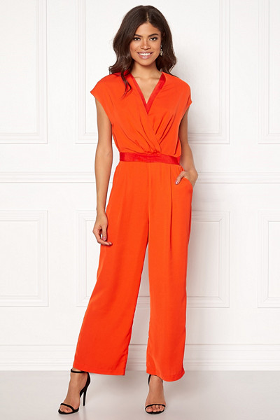 Y.A.S orange jumpsuit