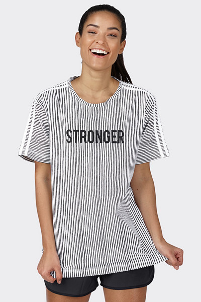 Stronger Throwback Collection oversized t-shirt Amiga