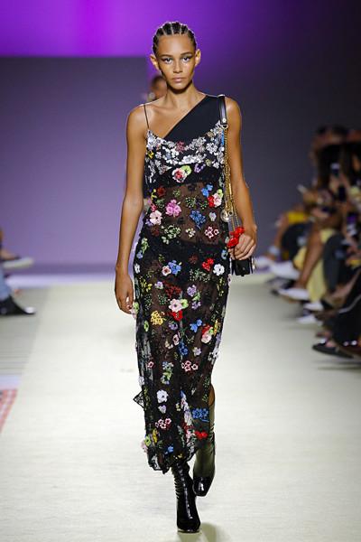 Blommigt från Versace