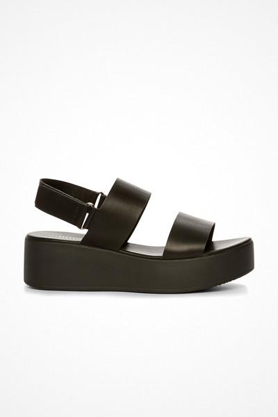 Din Sko sandaler med platå