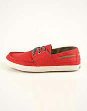 Tretorn Otto Canvas sneakers i röd
