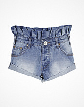 Shorts & kortbyxor - One Teaspoon Shorts French Bleu Le Bandits