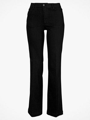 Whyred Jeans Marja Black bootcut