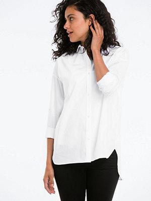 Skjortor - Ellos Skjorta i krispig bomull