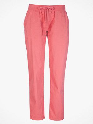 Esprit rosa byxor Byxa med dragsko