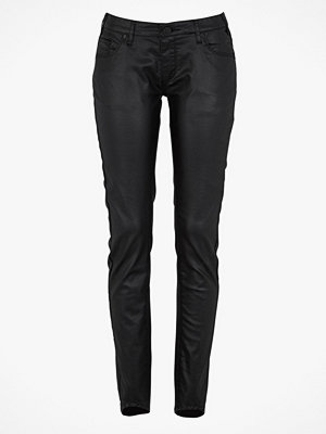 One Teaspoon Jeans Black Vax Hoodlums slim