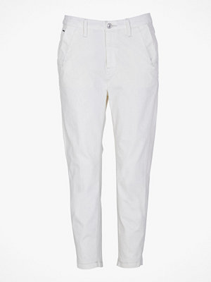 G-Star vita byxor Chinos Bronson low, boyfriend