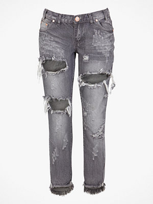 Jeans - One Teaspoon Jeans Grey Chalk Freebirds