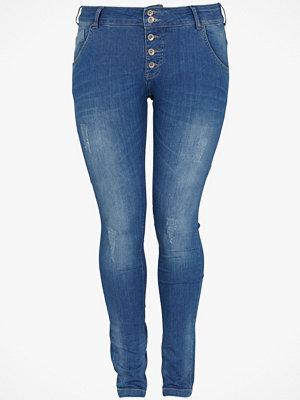 Zizzi Jeans Sanna, extra slim fit