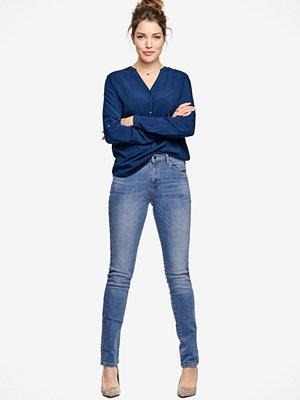 Esprit Jeans med hög midja slim fit