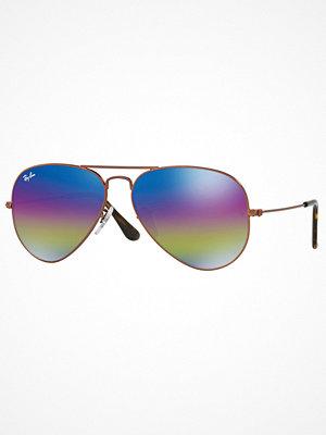 Ray-Ban Solglasögon Aviator Rb3025 Gold