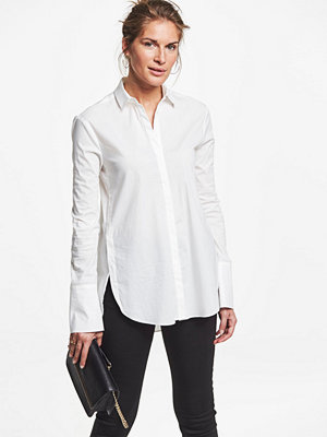 More Than Basic Skjorta The round hem shirt