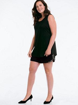 Ellos Shorts med glittriga detaljer