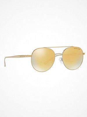 Michael Kors Solglasögon Gramercy Mk1021 Gold Tone