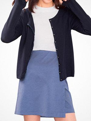 Esprit Cardigan med kulformade knappar