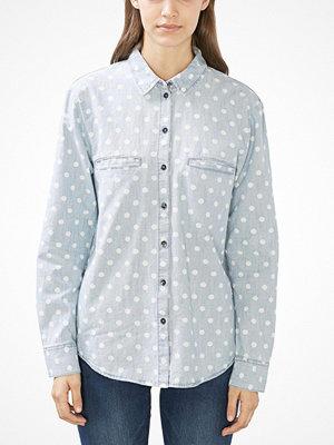Esprit Skjorta med prickar