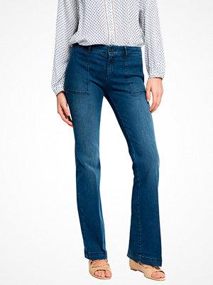 Esprit Jeans med pressveck