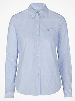Morris Skjorta Classic Oxford Stripe