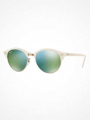 Ray-Ban Icons Rb4246 Wrinkle White