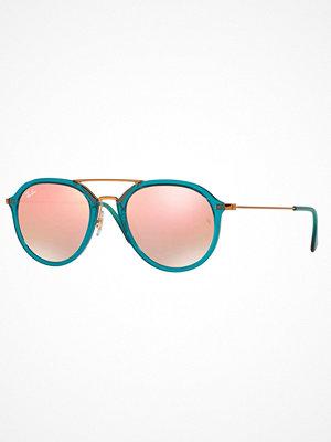 Solglasögon - Ray-Ban Highstreet RB4253 Shiny Torqoise