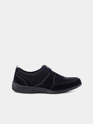 Sneakers & streetskor - Ellos Mockasneakers med dragkedja