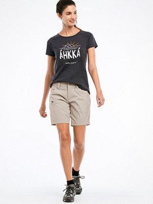 Sportkläder - áhkká Trekkingshorts Maren W Trk Short
